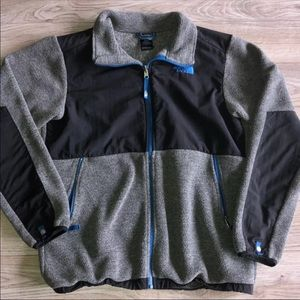 Boys YXL North Face Denali Fleece Jacket Coat